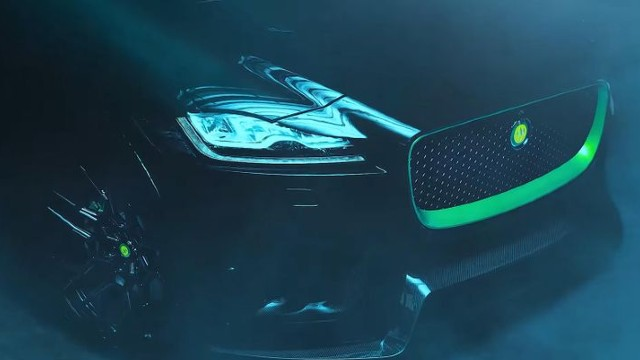 2021 Lister Stealth styling