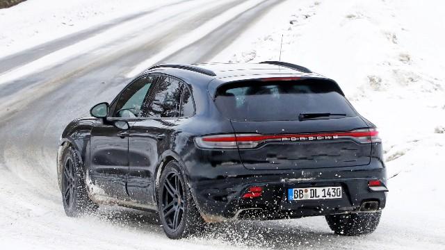 2021 Porsche Macan redesign