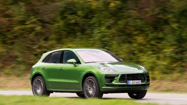 2021 Porsche Macan release date