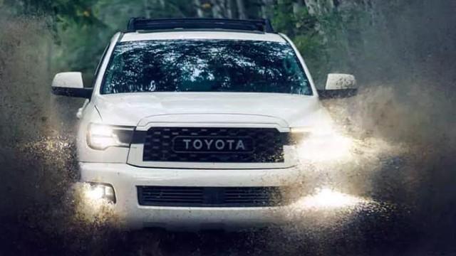 2021 Toyota Sequoia TRD