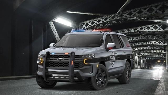 2021 Chevrolet Tahoe PPV design