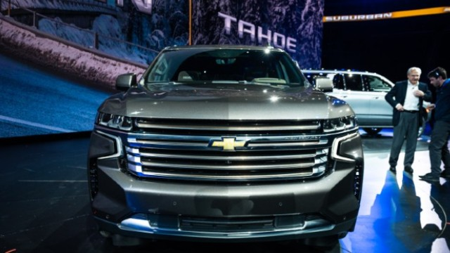 2021 Chey Tahoe High Country Deluxe Package