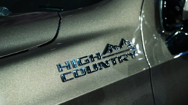 2021 Chey Tahoe High Country release date