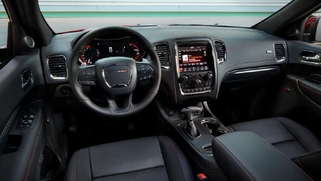 2021 Dodge Durango Hybrid interior