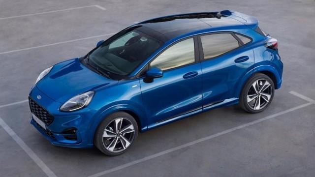 2021 Ford Puma release date