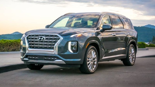 2021 Hyundai Palisade changes