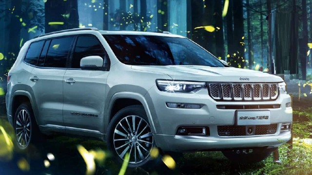 2021 Jeep Grand Compass release date
