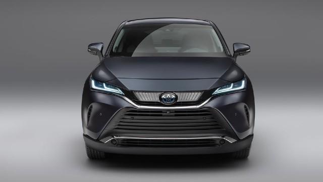 2021 Toyota Venza dimensions