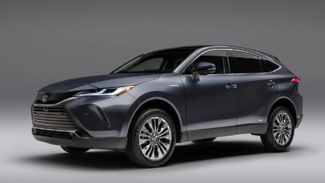 2021 Toyota Venza redesign