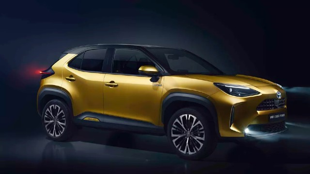 2021 Toyota Yaris Cross design