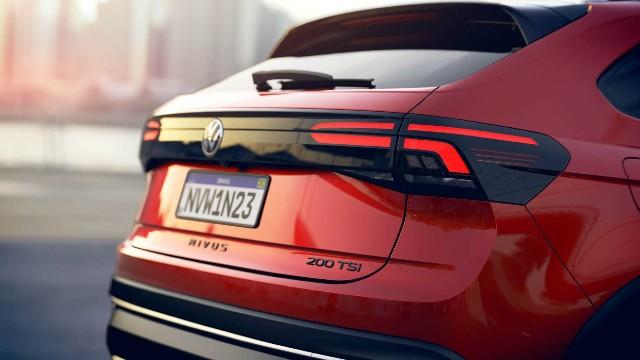 2021 VW Nivus design