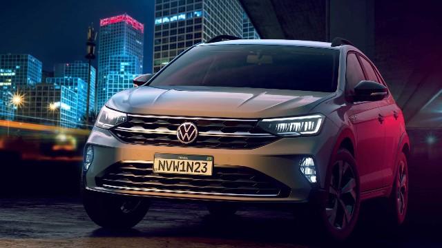 2021 VW Nivus grille