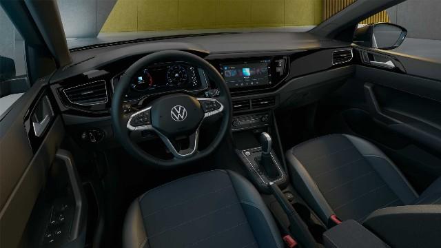 2021 VW Nivus interior