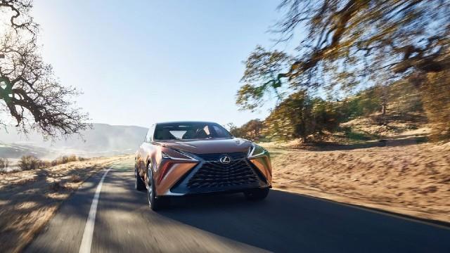2022 Lexus LQ design