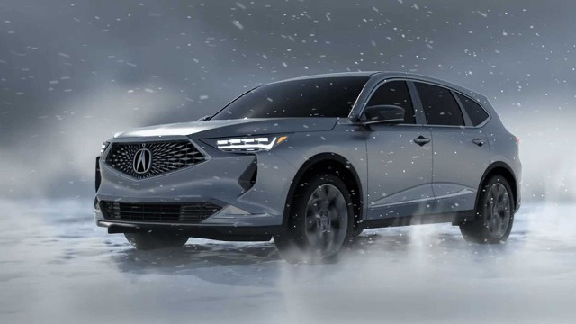 2021 Acura MDX Type S design