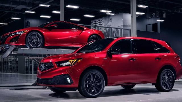 2021 Acura MDX Type S release date