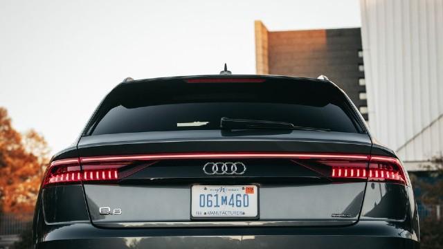 2021 Audi Q8 Changes