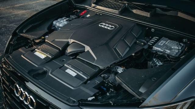 2021 Audi Q8 Engine