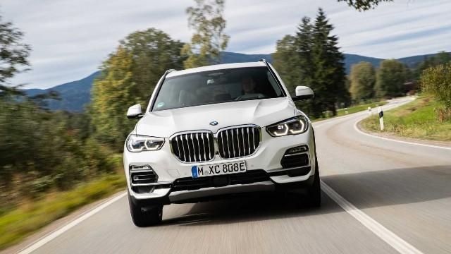 2021 BMW X5 xDrive45e release date