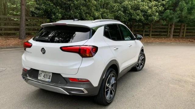 2021 Buick Encore GX exterior