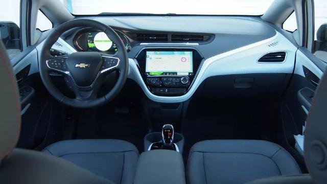 2021 Buick Velite 7 interior