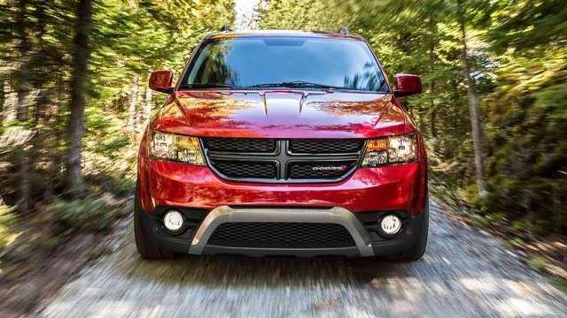 2021 Dodge Journey facelift