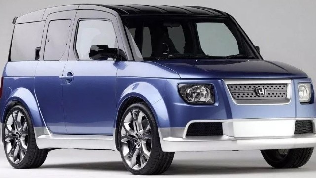 2021 Honda Element colors