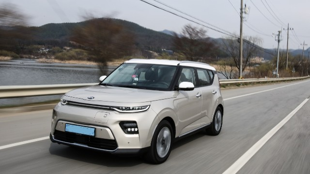 2021 Kia Soul facelift