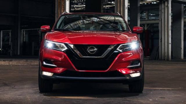 2021 Nissan Rogue Sport facelift