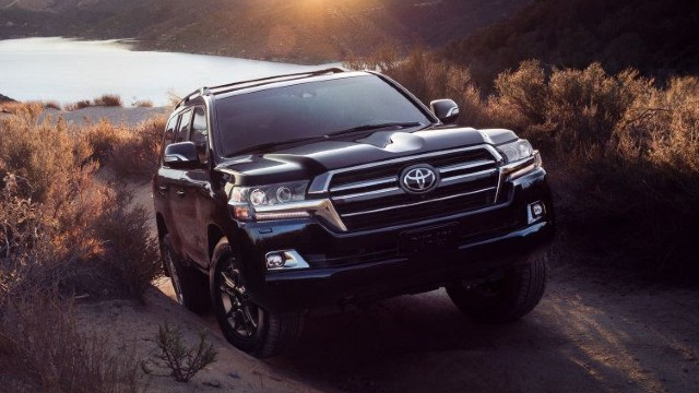 2021 Toyota Land Cruiser price