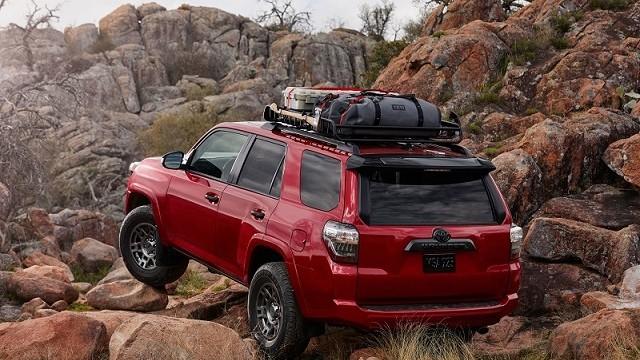 2022 Toyota 4Runner facelift