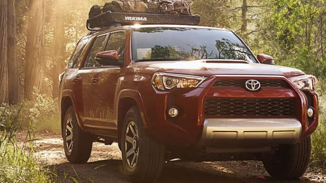 2022 Toyota 4Runner rumors