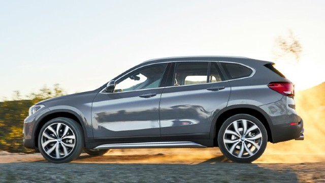 2021 BMW X1 changes