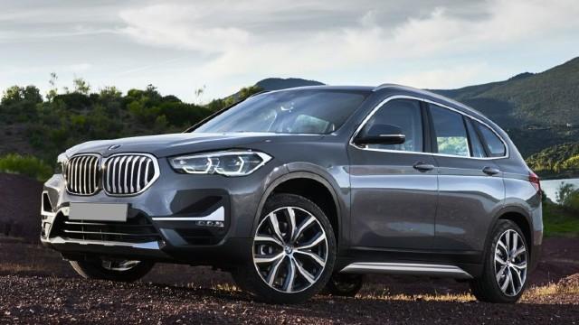2021 BMW X1 facelift