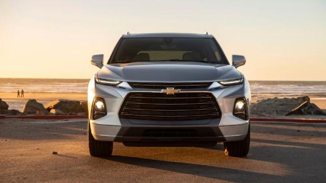 2021 Chevrolet Blazer price