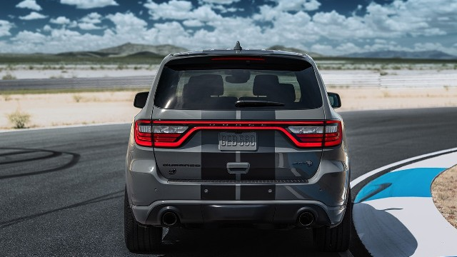 2021 Dodge Durango SRT Hellcat redesign