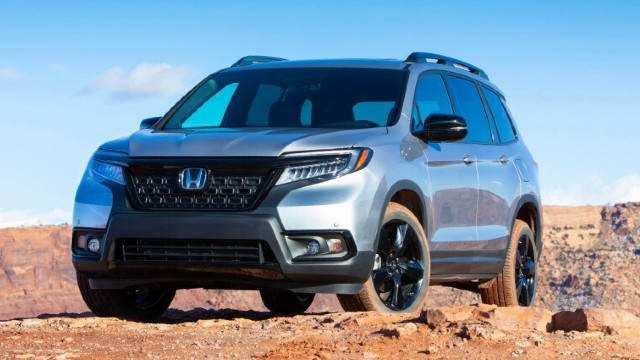 2021 Honda Passport changes