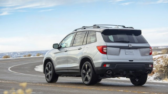 2021 Honda Passport redesign