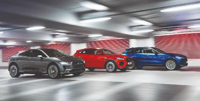 2021 Jaguar J-Pace SUV