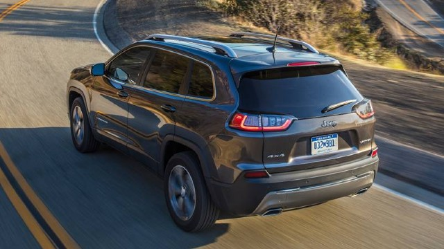 2021 Jeep Cherokee redesign