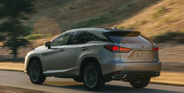 2021 lexus rx 350 changes and specs  2021 suvs
