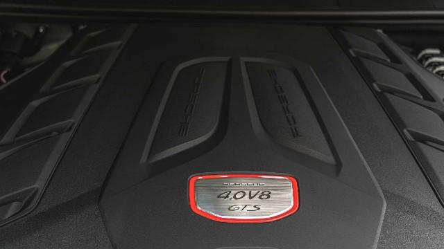 2021 Porsche Cayenne GTS Coupe engine specs