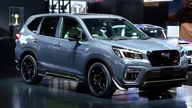 2021 Subaru Forester STI