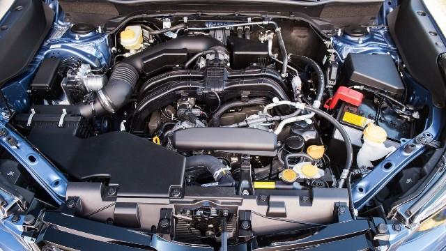 2021 Subaru Forester engine
