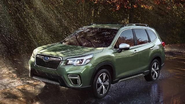 2021 Subaru Forester release date