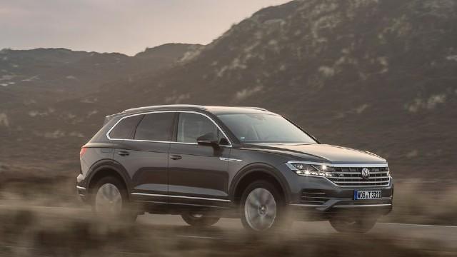 2021 Volkswagen Touareg price