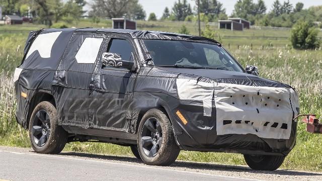 2022 Jeep Wagoneer release date