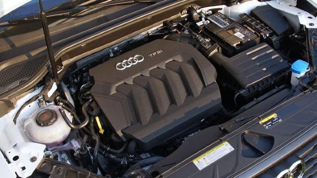 2021 Audi Q2 engine