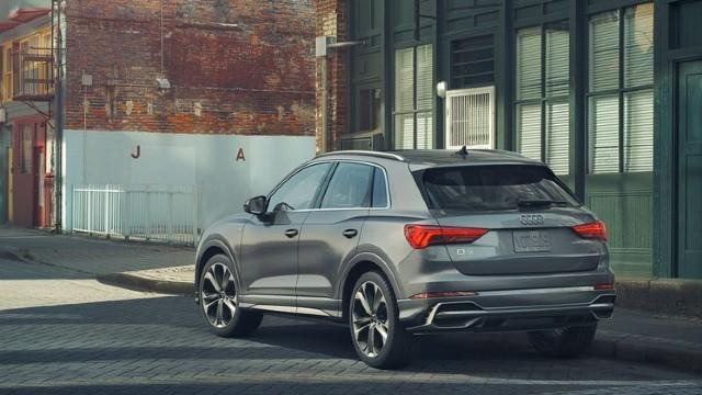 2021 Audi Q3 changes