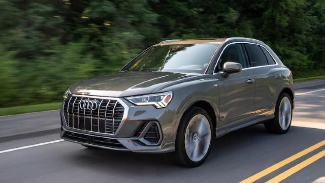 2021 Audi Q3 facelift
